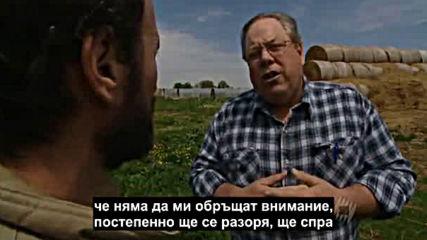 Патент върху прасе (2006) докум. филм за плановете на Монсанто за монопол и... чумата днес.