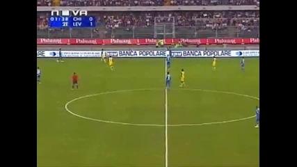 Киево - Левски 0 - 2 Левски В Шампионска Лига