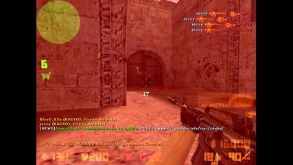 jessy Frags Cs-plovdiv.info(deathmatch)#2 Bf2 killing spree