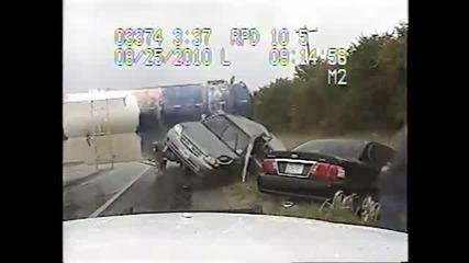 Този камион ще трябва доста да обяснява
