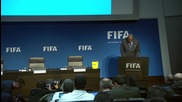 Switzerland: FIFA reform proposals 'as radical as necessary' - acting pres. Issa Hayatou