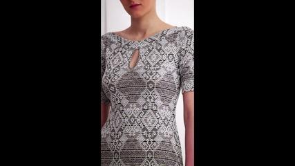 bote - Къса рокля Дора