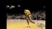 Kobe Braynt Dunk - Баскетбол