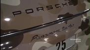 Porsche Panamera Turbo с камофлаж :)