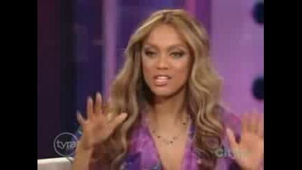 Robert And Taylor On Tyra Banks Show Part 1 Of 2