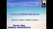 ( Karaoke ) Alisan - ah le yar