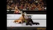 The Hurricane w/ Mighty Molly vs. Scotty 2 Hotty - Wwf Heat 10.02.2002
