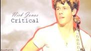 Превод! Nick Jonas - Critical (piano Version) + Lyrics