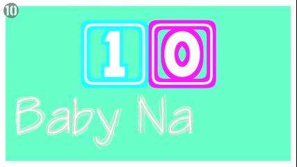 10 нелегални бебешки имена/10 Illegal Baby Names