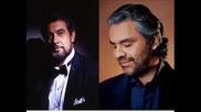 Domingo And Bocelli - Chella Mi Creda