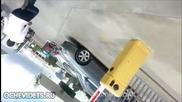 Инцидент при проверка на Abs при Volvo