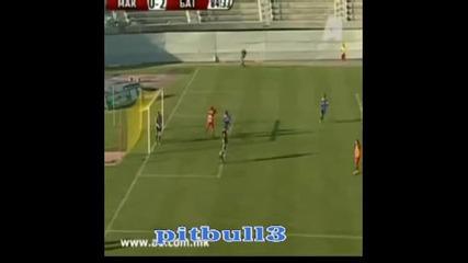 Фк Македония - Бате Борисов 0:2