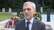 Austria: Remains of Soviet soldiers reburied in Oberwart to commemmorate WWII