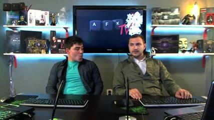 Интервю с Noes (dota 2) - Afk Tv Еп. 18 част 2.2