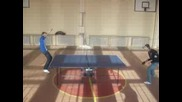 Dishkin & Sparco - Table Tennis - Dobrich