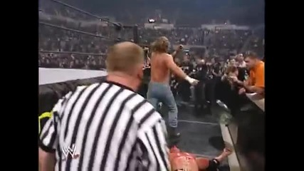 Wwe Summerslam 2002 Triple H vs Shawn Michaels