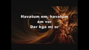 Sirusho - Havatum em (instrumental)