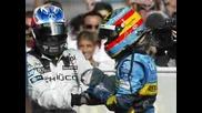 Компилация Катастрофи От Формула 1