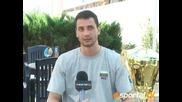 Най-добрия волейболист на България - Матей Казийски