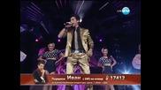 Иван Радуловски в X-factor 17.10.2013 !