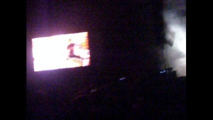 Rammstein - Ich Will (sonisphere Fest.2010)