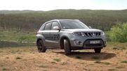 Suzuki Vitara - тест драйв