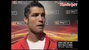 Cristiano Ronaldo Interview 2 - 03.12.07