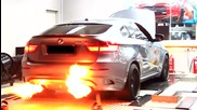 Mckee Racing Bmw X6m with Akrapovic Evolution Exhaust System