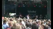 Midnattsol - Haunted ( Live Feuertanz Fest 2005 )