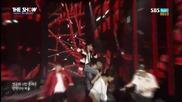 141104 Bts - War of Hormone The Show [1080p]