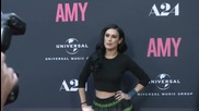 The Music World Pays Tribute At 'Amy' Movie Premiere