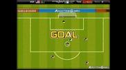 Някаква футбол мини игричка #1 пълен провал от страна на Агериа
