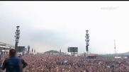 Papa Roach - 09 - Scars (rock Am Ring 2013)