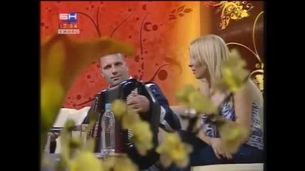 Ivana Selakov - Tri poljupca hocu ja - (Live) - Subotom u 3 - (TV BN 2011)