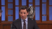 Exotic Animals Seth and the Kratt Brothers Late Night with Seth Meyers Tv Show Kratt Brothers Kratt