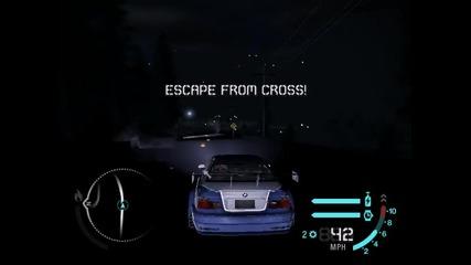 Need For Speed Carbon - Епизод 1 (mitk0_o0o)
