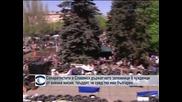 Проруските сепаратисти в Славянск държат като заложници 8 военни наблюдатели на ОССЕ, твърдят, че сред тях има и български офице