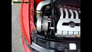 Seat Leon Vr6 Kompressor - звук