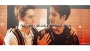 Scott & Stiles | You are my bestfriend
