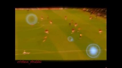 Cristiano Ronaldo Red Devils-i Made It