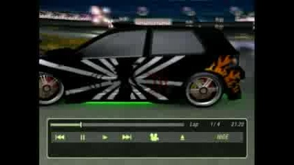 Nfs u2 My Record 462, 264 Stadium Drift 2