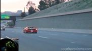 Ferrari F50 Shooting Flames - Preview Video