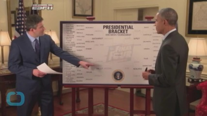Predictor in Chief: President Obama Throws Down His March Madness Picks