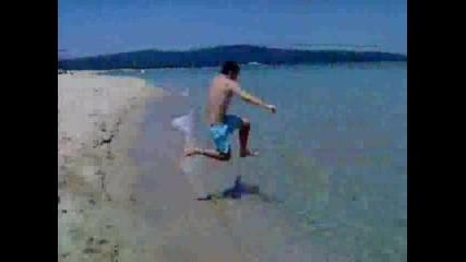 Лятото Дойде И Хоп На Море