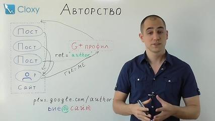 Google+ Authorship (rel=author)
