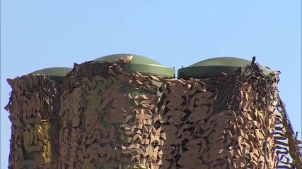 Syria: Footage shows Russian Pantsir-S2 & S-400 Triumf at Hmeymim airbase