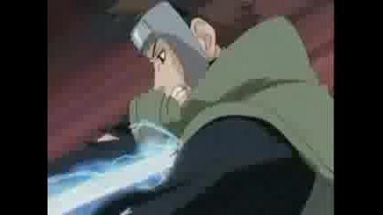 Naruto Shipunden - Itachi vs Naruto, Kakashi