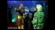 Hulk Hogan Vs Ric Flair And Undertaker !