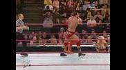 Carlito vs. Chris Masters - Wwe New Years Revolution 2007