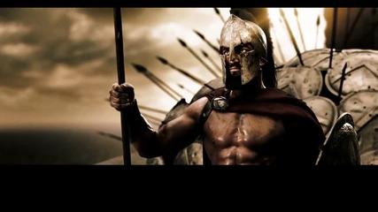 2/2 филмът *300* Бг Субтитри (2006) Джерард Бътлър е: спартанският цар Леонид vs. Ксеркс/персите Hd